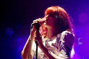 Florence + the machine en concierto